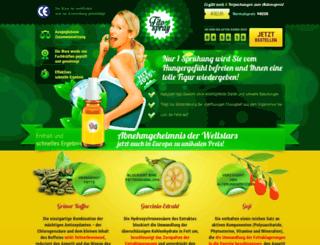 de.fitospray-pro.com screenshot