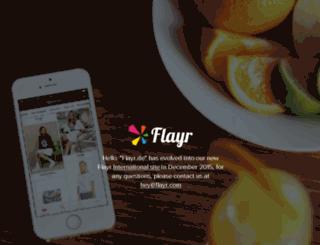 de.flayr.com screenshot
