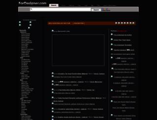 de.fordesigner.com screenshot