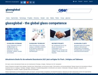 de.glassglobal.com screenshot