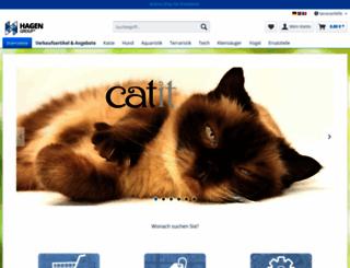 de.hagen.com screenshot