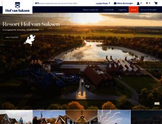 de.hofvansaksen.com screenshot