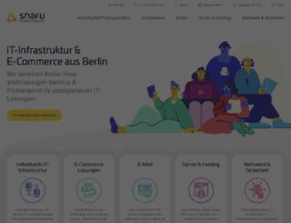 de.inter.net screenshot