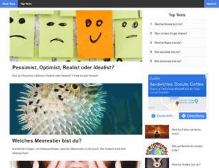 de.lusorlab.com screenshot