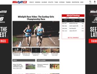 de.milesplit.com screenshot