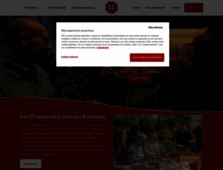 de.nl screenshot