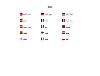 de.only.com screenshot