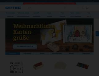 de.opitec.com screenshot