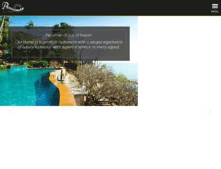 de.panviman.com screenshot