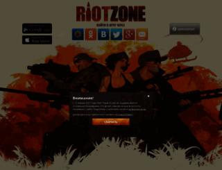 de.riotzone.net screenshot