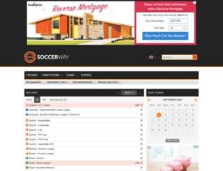 de.scoresway.com screenshot