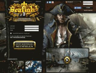de.seafight.bigpoint.com screenshot