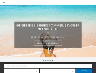 de.solmelia.com screenshot