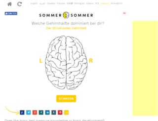 de.sommer-sommer.com screenshot