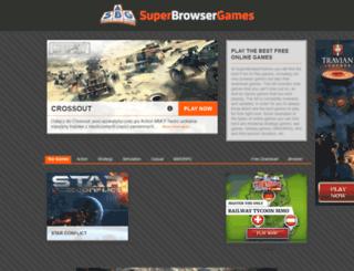 de.superbrowsergames.com screenshot