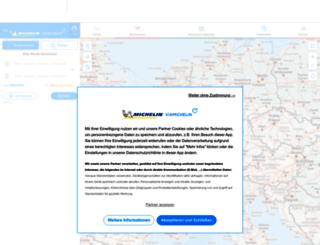 de.viamichelin.ch screenshot