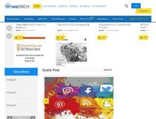 de.wesrch.com screenshot