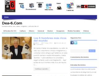 dea-6.com screenshot