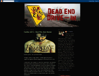 deadenddrive-in.blogspot.com screenshot