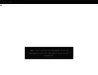 deadendthrills.com screenshot