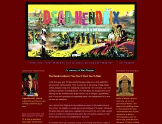 deadhendrix.blogspot.com screenshot