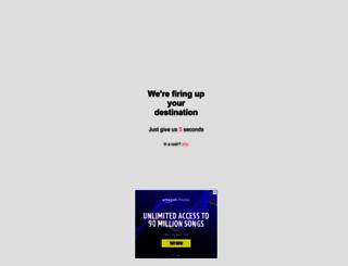 deadmau5.fanfire.com screenshot