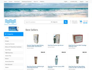 deadseamarket.com screenshot