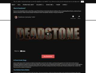 deadstonegame.com screenshot