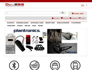 deal2sg.com screenshot