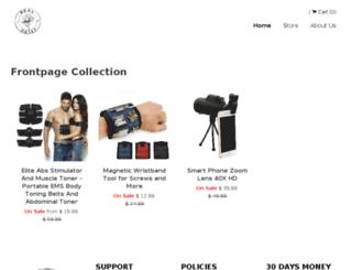 dealdaisy.com screenshot