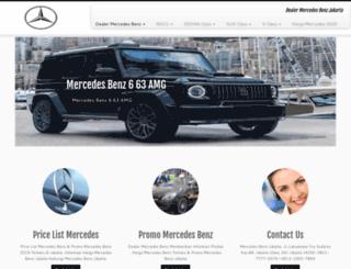 dealer-marcedesbenz.com screenshot