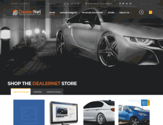 dealernet.co screenshot