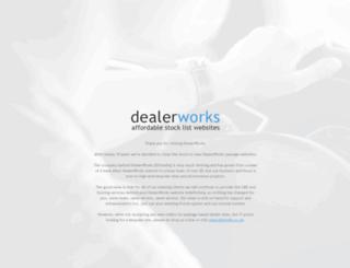 dealerworks.co.uk screenshot