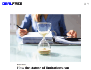 dealfree.com.au screenshot