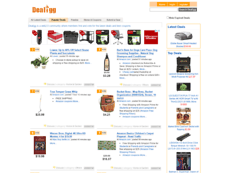 dealigg.com screenshot