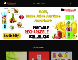 dealkhazana.com screenshot