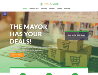 dealmayor.com screenshot