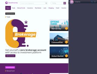 dealmoneyonline.com screenshot