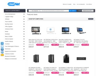 dealnet.com screenshot