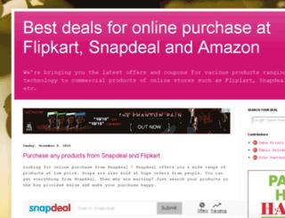 dealoneplus.com screenshot