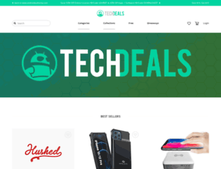 deals.androidauthority.com screenshot