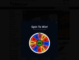 deals.pulsetv.com screenshot