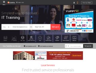 deals.sulekha.com screenshot