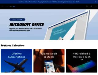 deals.techdirt.com screenshot