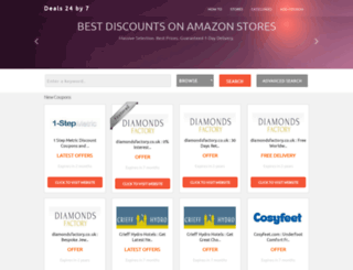 deals24by7.com screenshot