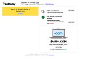 dealsale.com screenshot