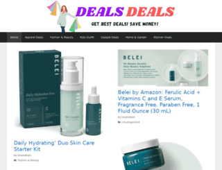 dealsdeals.net screenshot