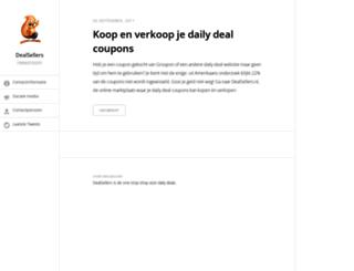 dealsellers.pressdoc.com screenshot