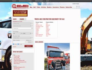 dealsonwheels.co.nz screenshot