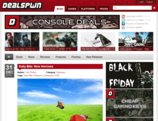 dealspwn.com screenshot
